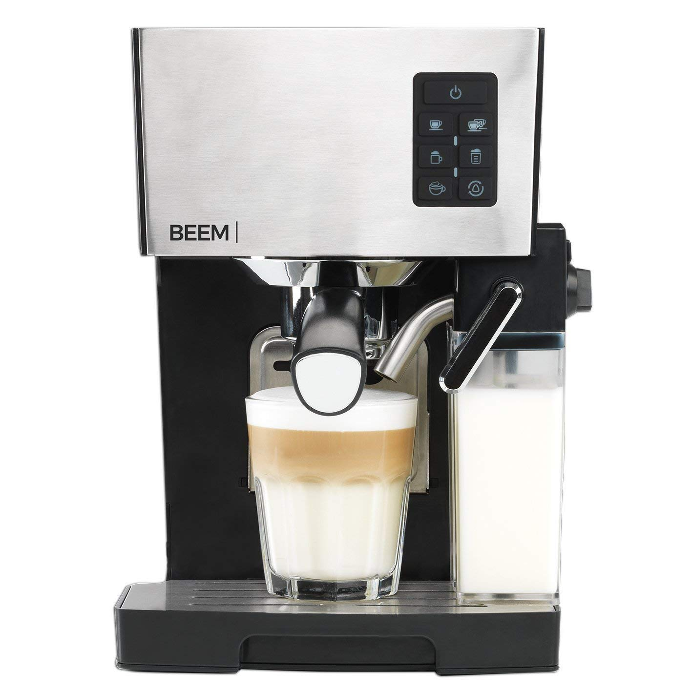 The Best Cappuccino Coffee Machine Reviews Percolatedco