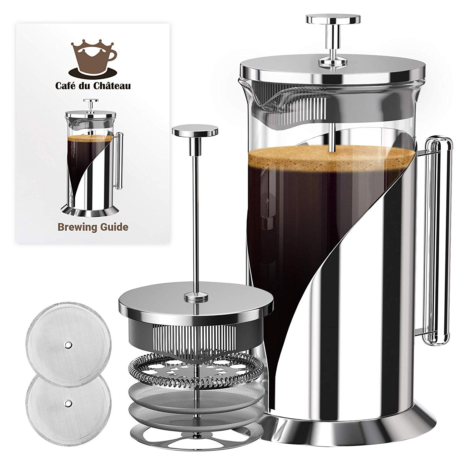 Cafe du Chateau French Press