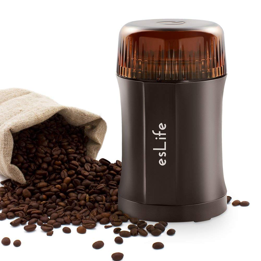 esLife 200w Coffee Grinder