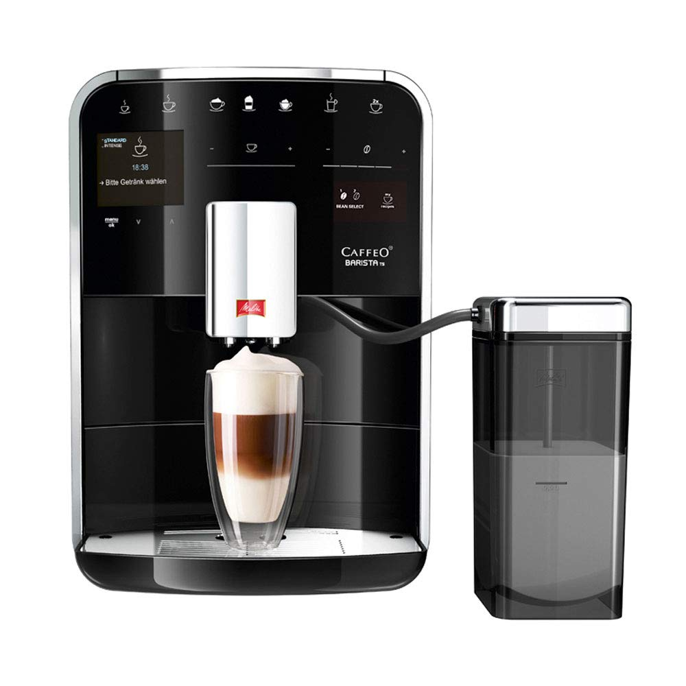 Melitta Barista Ts Smart Percolatedcouk