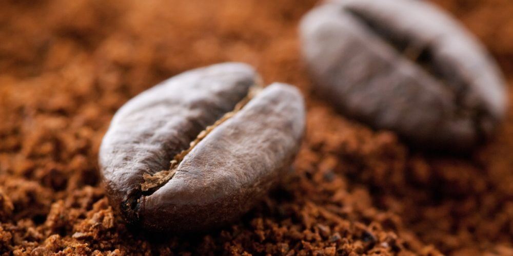 Ground vs whole coffee beans