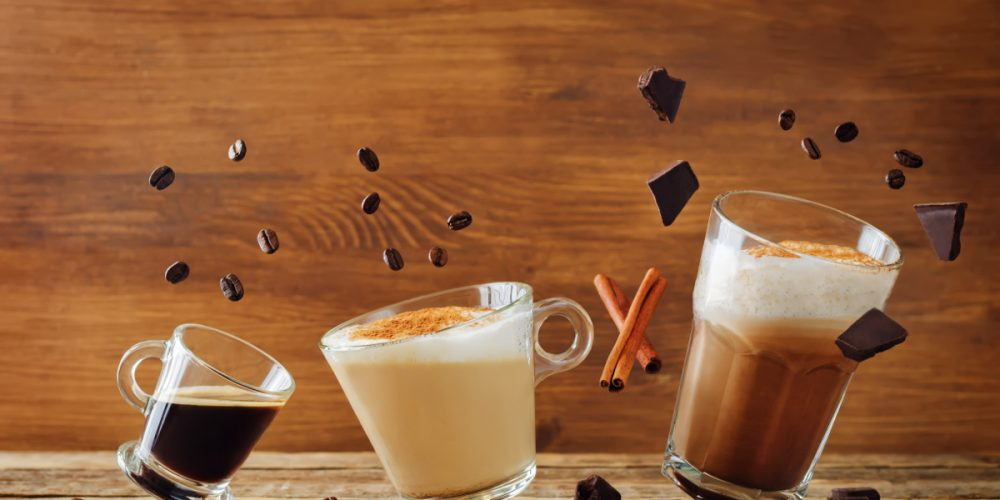 Different types of coffee explained