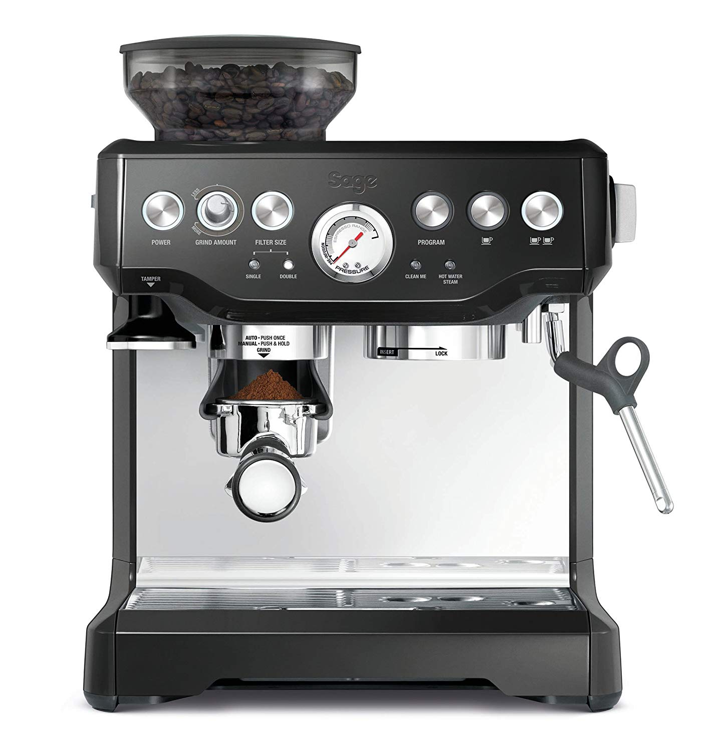 Sage Barista Express Bean to Cup Machine