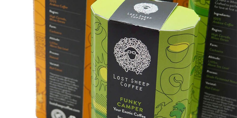 Lost Sheep Coffee launches a fully compostable coffee capsule